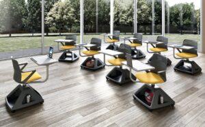 Konferenzstühle und Bestuhlung