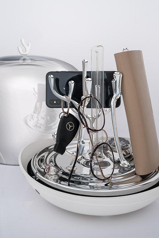 PURITY CAPSULE design uv licht Desinfektions GERÄT Desinfektionslampe Sterilisationsbox VON SLAMP 6