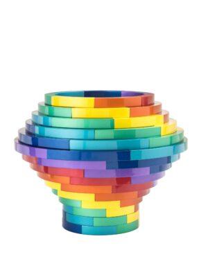 ALTREFORME GIOSTRA dekorative Skulptur Designer Vase Kunstobjekt