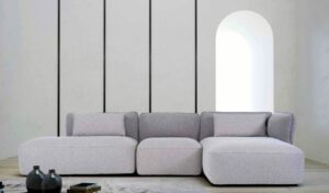 Modulare Sofa Elemente