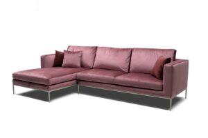 CUBO ROSSO GEORGIA elegante und raffinierte Couch modulares Ecksofa Polstermöbel