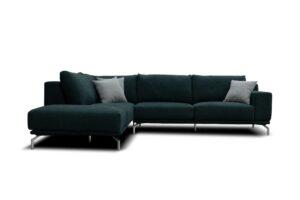 CUBO ROSSO ROBERT harmonische stillvolle Couch modernes Sofa Polstermöbel Wohnlandschaft