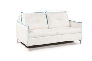 CUBO ROSSO VENTO elegante Schlafcouch moderne Schlafsofa Sitzsystem Wohnlandschaft