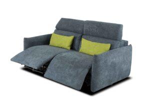 CUBO ROSSO RAV weiches Schlafsofa bequeme Couch Sitzsystem Wohnlandschaft
