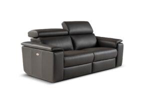 SEATTLE-Ledersofa-zweisitzer-sofa-wohnlandschaft-leder-funktionssofa-schwarz-3 NICOLETTIHOME