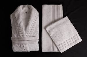 Bad-Spa-Küche Textilien