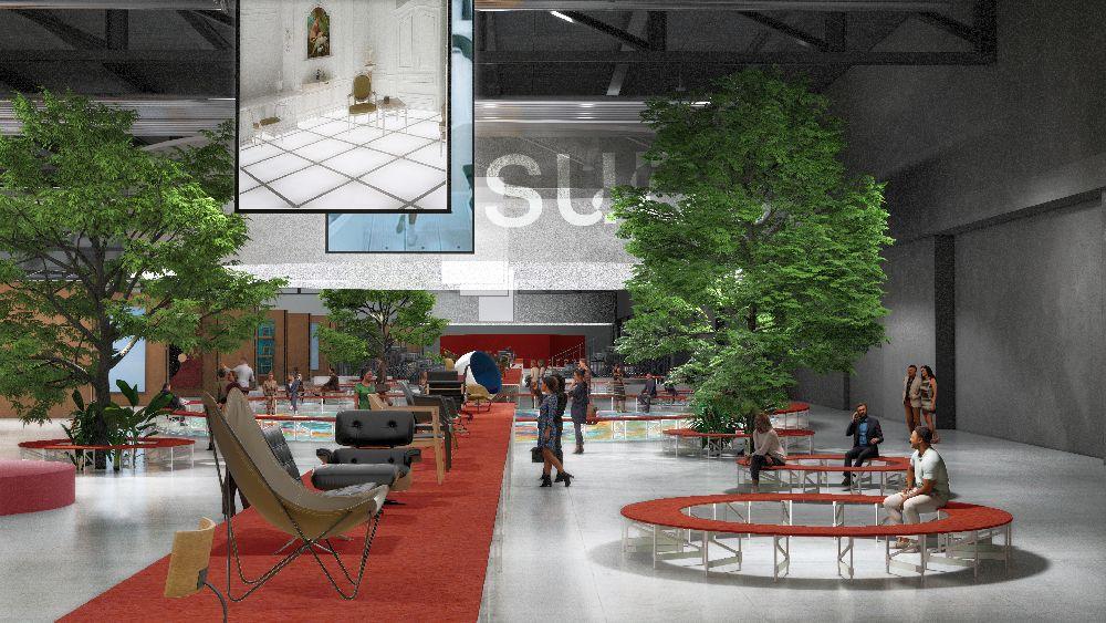 supersalone möbelmesse Mailand Konzept September 2021 2-min