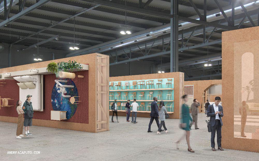 supersalone möbelmesse Mailand Konzept September 2021 3-min